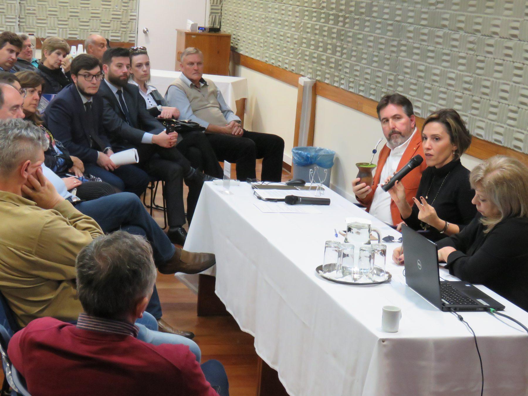 A Juíza do TRT4, Valdete Severo fez um balanço do primeiro ano da Reforma Trabalhista